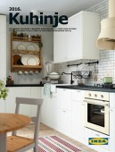 Katalog akcija Ikea kuhinje do 16.08.2016