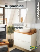 Katalog akcija Ikea kupaonice do 16.08.2016
