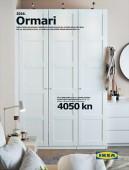 Katalog akcija Ikea ormari do 16.08.2016