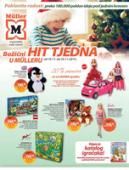 Katalog akcija Muller igračke 19.11.-25.11.2015.