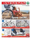 Katalog akcija Interspar sport i bicikli 16.03.-19.04.2016