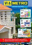 Katalog akcija Metro apartmani i mali hoteli 05.05.-18.05.2016