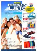 Katalog akcija Metro ljeto 19.05.-15.06.2016