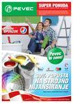 Katalog akcija Pevec 05.05.-18.05.2016