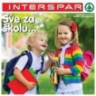 Katalog akcija Interspar sve za školu 27.07.-13.09.2016