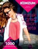 Katalog akcija Konzum ljepota i njega 25.08.-07.09.2016