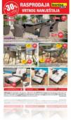 Katalog akcija Lesnina rasprodaja vrtnog namještaja 2 10.08.-30.08.2016