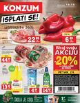 Katalog akcija Konzum 01.09.-07.09.2016